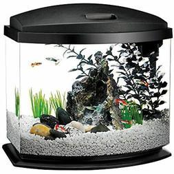 LED Minibow Aquarium Starter Kits With Lighting, 5 Gallon, B
