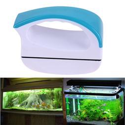 Magnetic Aquarium Fish Tank Glass Algae Scrubber Scraper Cle
