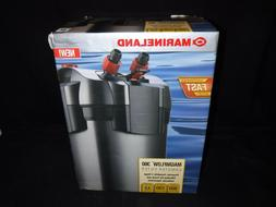 MarineLand Magniflow Canister Filter for Aquariums, Easy Mai