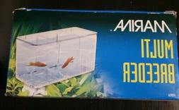 Marina Multi Breeder Aquarium Tank Nib