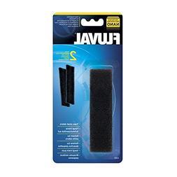 Fluval Nano Fine Foam - 2 Pieces