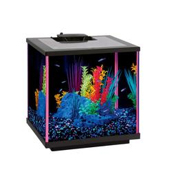 Aqueon NeoGlow LED 7.5 Gallon Aquarium Starter Kit