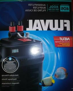 New Fluval 406 100 Gallon Canister Filter Kit Complete with