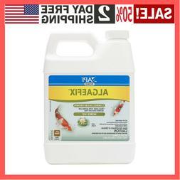 New API POND ALGAEFIX Algae Control Solution 32-Ounce Bottle