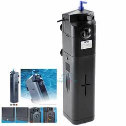 NEW DESIGN! 9W UV Sterilizer w/ Adjustable Pump Filter 75 ga