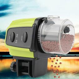 New Digital Automatic Auto Aquarium Tank Pond Fish Food Feed
