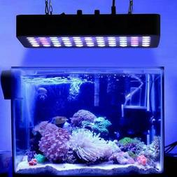 New Dimmable 165W 55LEDs Aquarium Light Full Spectrum Coral