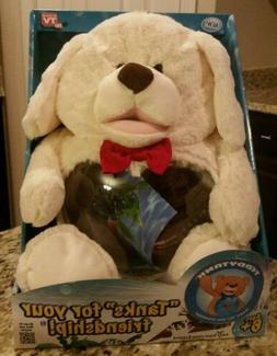 •NIB• As Seen on TV TEDDY TANK Puppy Fish Tank, Snacks,