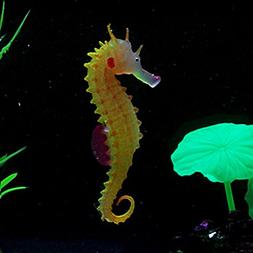 ONE Artificial Aquarium Sea Horse Hippocampus Ornament Fish