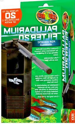Zoo Med Paludarium Water Filter - Aquarium Fish Tank Submers