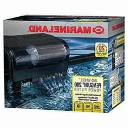 MarineLand Penguin Aquarium Power Filter for Fish Tank 30-50