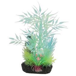 Penn Plax Bamboo Leaf Glow Plant, Small