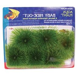 Penn Plax Fish Breeding Grass – Baby Hideout, Safe Hiding