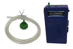 Penn Plax Silent-Air™ Battery Air Pump