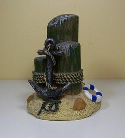 pirates cove anchor rope aquarium fish tank