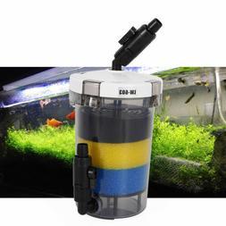 Aquarium Fish Tank External Canister Filter mini Pre-Filter