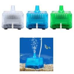 Practical Air Oxygen Driven Pump Aquarium Fish Tank Bio Filt