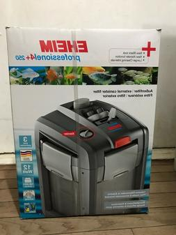 Eheim Pro 4+ 250 2271 Canister Filter 250 GPH  All Media inc