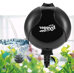 Hygger Quiet Mini Air Pump for Aquarium 1.5 Watt Oxygen Fish