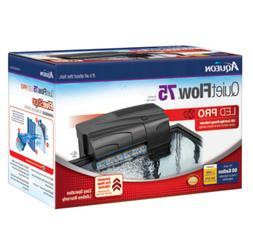 quietflow led pro 75 aquarium power filter