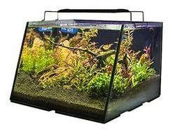 Lifegard Aquatics R800207 Full-View 7 Gallon Aquarium with B