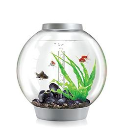 Reef One Biorb 30 Litre Aquarium With Light - Silver