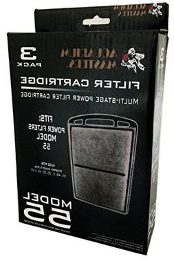 Aquarium Masters Replacement Aquarium Carbon Filter Cartridg