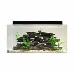 SeaClear 30 gal Show Acrylic Aquarium Combo Set, 36 by 12 by