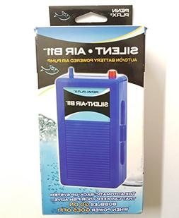 Penn Plax Silent Air B11 Battery Operated Aquarium Air Pump