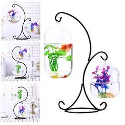 Simple Desktop Hanging Glass <font><b>Fish</b></font> <font>