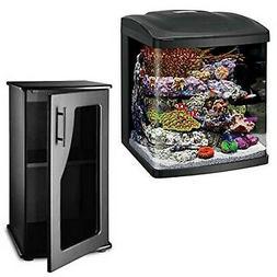 size 16 led biocube aquarium and stand