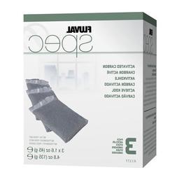 Fluval SPEC Carbon Filter Media - 3-Pack