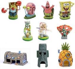 Spongebob Aquarium Decorations Fish Tank Ornament Patrick Ga