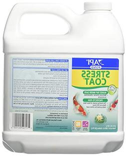 8 oz. Stress Coat Fish and Water Conditioner Size: 64 Oz