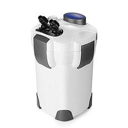 SunSun HW-303B 4-Stage External Canister Aquarium Filter w/