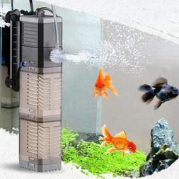 SUNSUN Aquarium Internal <font><b>Filter</b></font> Submersi