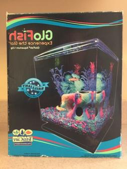 Tetra Care GloFish Aquarium Kit 1.5-Gallon #29236 - NEW