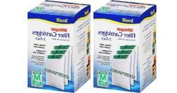 Whisper Tetra Filter Cartridges 3-Pack, Medium