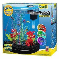 Tetra Starter Kits ColorFusion LED Half Moon Aquarium Fish A