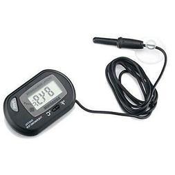CNZ Digital LCD Thermometer for Aquarium Fish Tank Vivarium