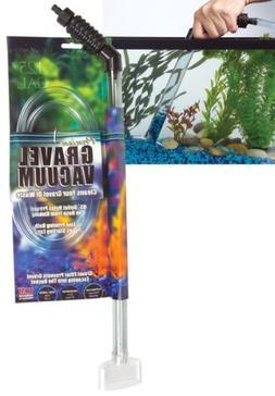 TOM Aquarium Gravel Vacuum 24-Inches Length