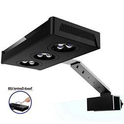 Hipargero Touch Control 30w CREE Nano LED Aquarium Light for
