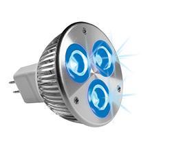 Coralife LED Tri-Lamp Actinic Lamp