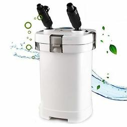 Turtle Terrarium Canister Filter Low Water Level External Aq