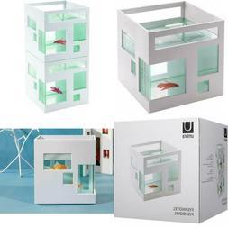 Umbra Fishhotel Mini Aquarium, Great For Goldfish, Bettas, A