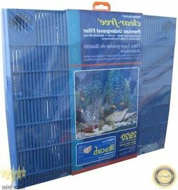 Penn Plax Premium Undergravel Filter 29 Gallon Keeps Tank Cr