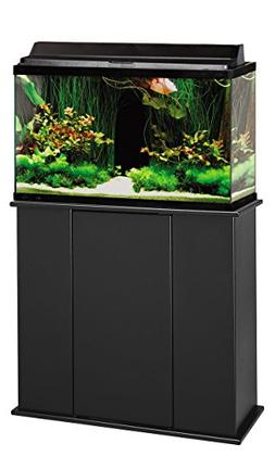 Aquatic Fundamentals 29 Gallon Upright Aquarium Stand, 31.37