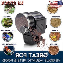US Adjustable Automatic Aquarium Timer Auto Fish Tank Pond F