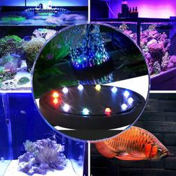 USA Aquarium Fish Tank Air Curtain Bubble  with Multi-color