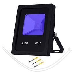 10W Outdoor UV LED Black Light ,High Power UV Ultraviolet
